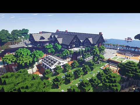 Minecraft norme maison traditionnelle 1 3 youtube for Maison traditionnelle 5 chambres