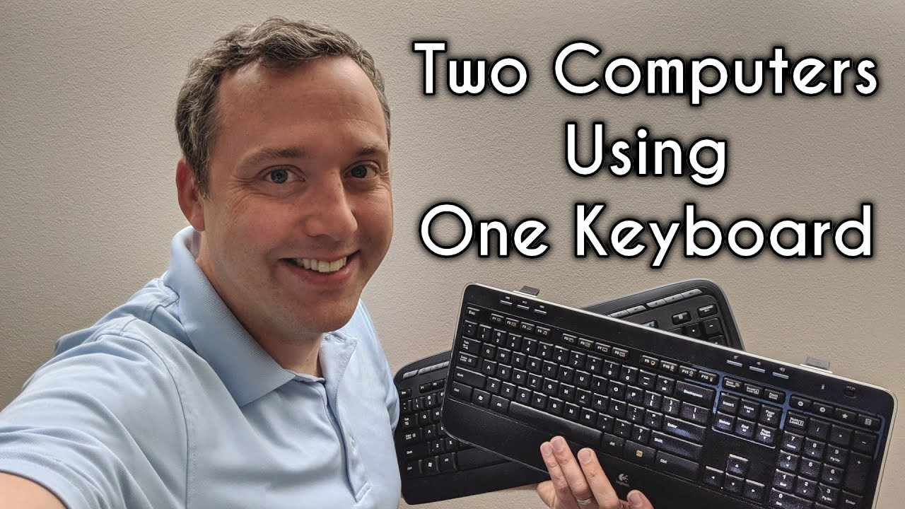How To Share Your Keyboard and Mouse Between Computers