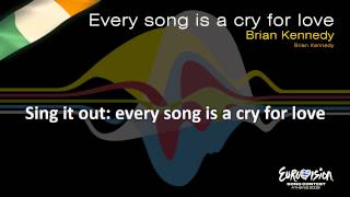 Watch Brian Kennedy Every Song Is A Cry For Love ireland video