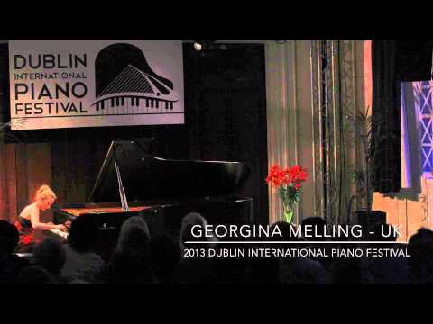 "Georgina Melling - Debussy - From ""Pour Le Piano L. 95 Prelude"" - Dublin International Piano Festiva"