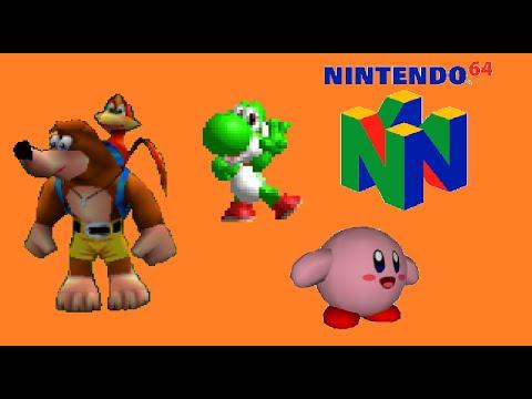 Top 20 Best N64 Platform Games