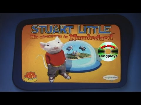 Stuart Little - His Adventures in Numberland (CD-ROM Longplay #20)