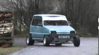 voiturette turbo - hayabusa 1300cc