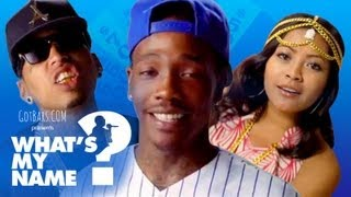 Repeat youtube video Dizzy Wright, Kid Ink & Honey Cocaine Go Head To Head! (WMN: Episode 37) [Hip Hop Game Show]