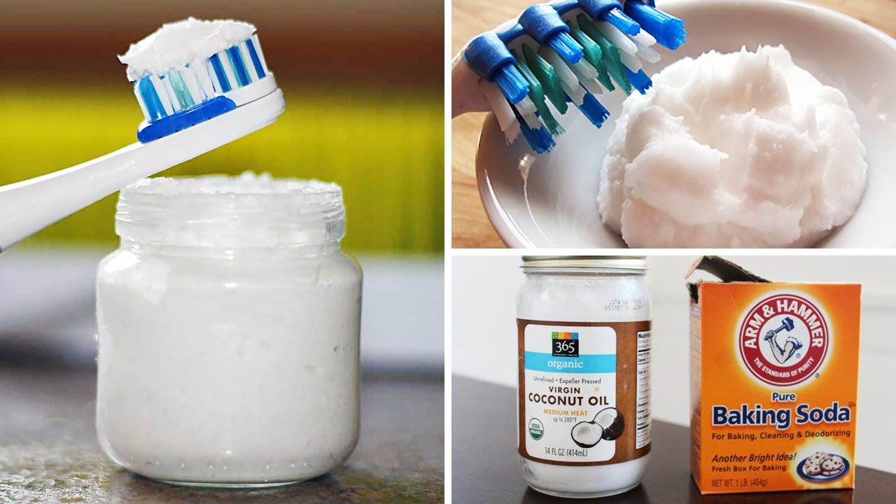 Homemade Toothpaste: A Natural Recipe