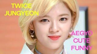 Twice, Jungyeon (Dung) và những khoảnh khắc đáng yêu và để đời ❤❤❤❤