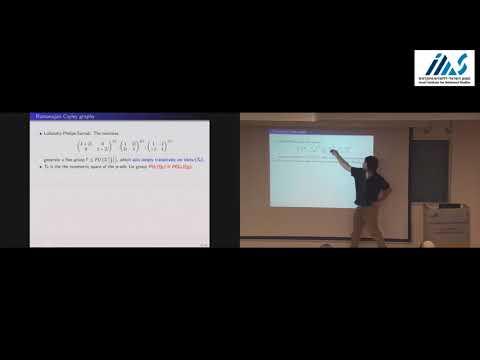 Ori Parzanchevski - Expansion in Ramanujan graphs, complexes, and digraphs