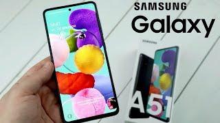 Samsung Galaxy A51: честный обзор!
