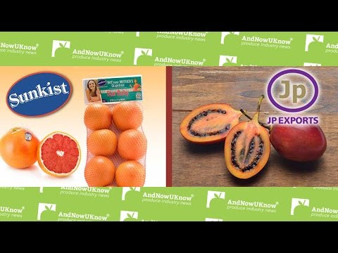 AndNowUKnow - Sunkist, Fresh Direct & JP Exports - Quick Dish