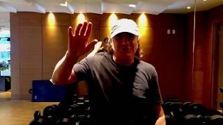 AC/DC's Brian Johnson & Headstones