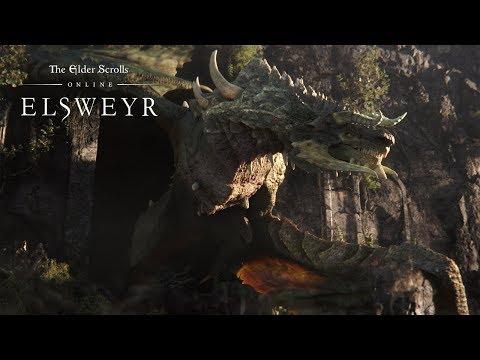 Каджиты и драконы — путешествие в Эльсвейр в TES Online начнётся этим летом