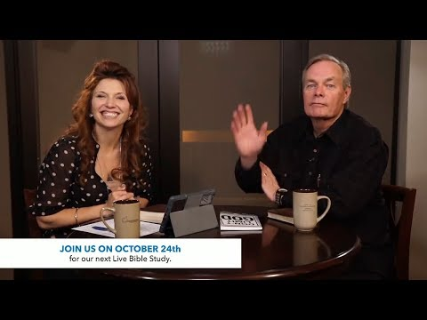 Andrew's Live Bible Study Oct 17 2017
