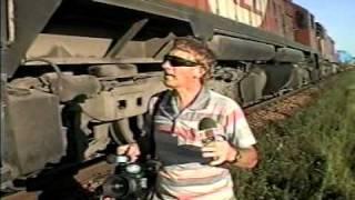 Trem 5 Locomotive, o som das Maquinas, a forca das Locomotivas .Borin