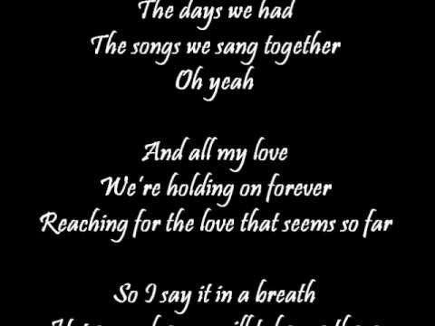 westlife---my-love-(lyrics)