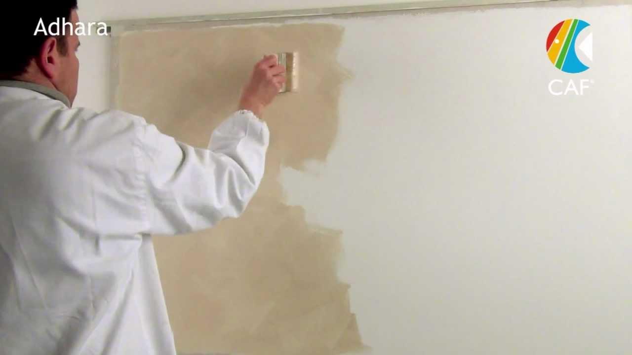 ADHARA - effetto Sabbia Metallizzata - linea decorativa KOSMO - YouTube