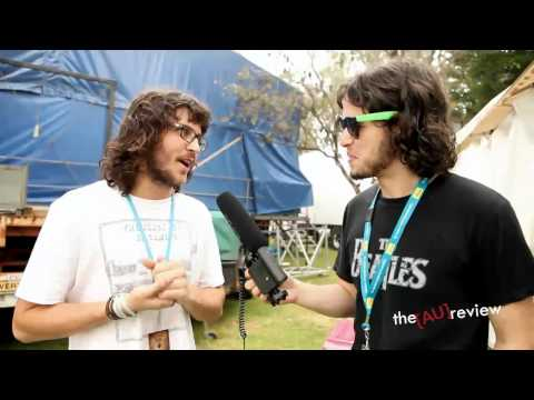 Festival of the Sun: Andrew from The Medics (Queensland) - In Conversation with the AU review.