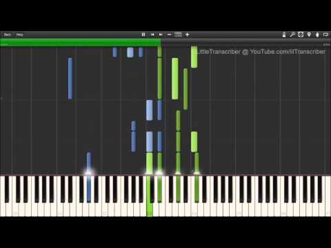 John Legend - All of Me (Piano Cover) by LittleTranscriber