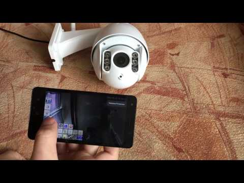 Камера WANSCAM HW0045 WiFi 2MP IP Camera 1080P ONVIF Security Motion Detection
