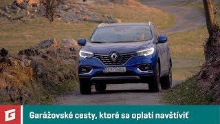 Renault Kadjar 160  GPF SUV - TEST - 2019 - GARAZ.TV