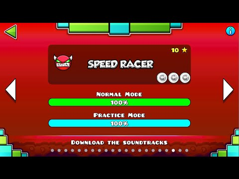 [GD 2.0] Speed Racer By Zenthicalpha (Easy Demon)