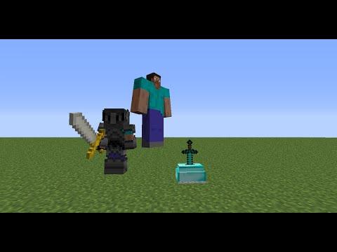 Custom NPCs мод для Minecraft / -
