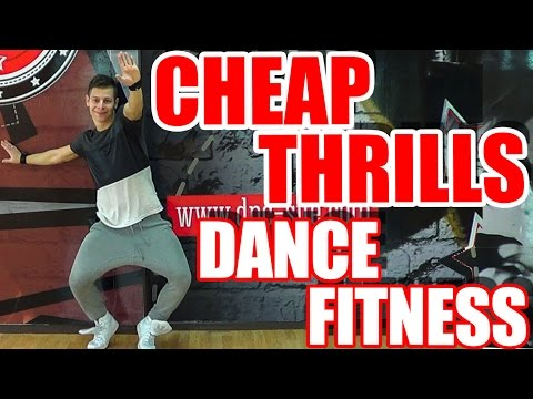 DANCE FITNESS - SIA feat SEAN PAUL - CHEAP...