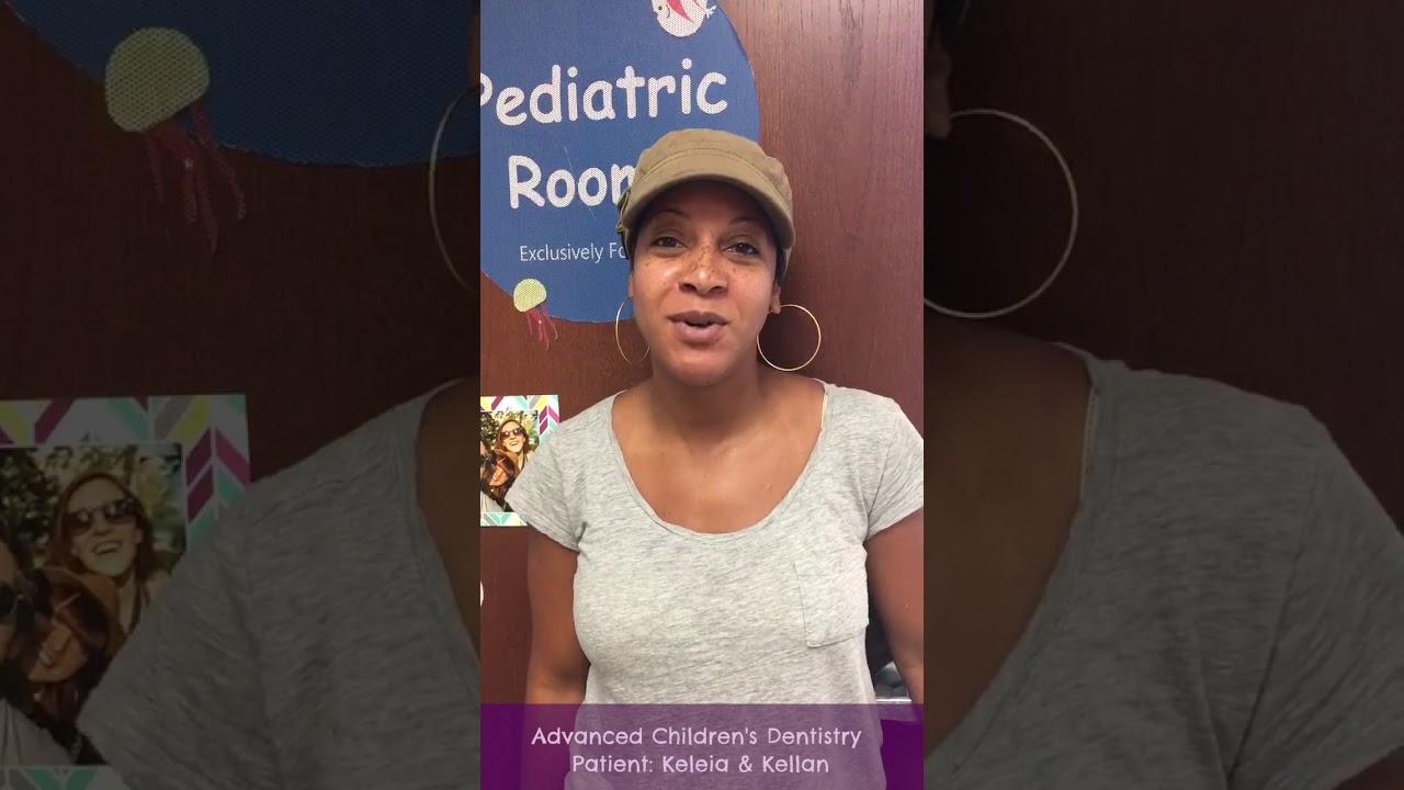 Advanced Children 39 S Dentistry Garden City Pediatric Dentist Keleia Kellan Video
