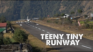 Lukla Nepal, The Most Dangerous Airport in the World?