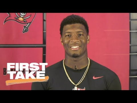 Jameis Winston Expecting A Lot From Buccaneers | First Take | ESPN