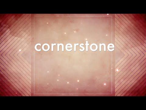 Cornerstone w/ Lyrics (Hillsong)