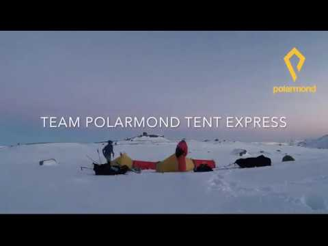 Team Polarmond Tent Express - Norway Expedition 2017 & Team Polarmond Tent Express - Norway Expedition 2017 - YouTube