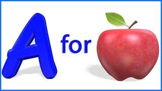 ABCD Nursery Rhyme | English Alphabet Rhyme | Alphabet Songs | Nursery Rhymes | ABC Cartoon Song thumbnail