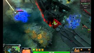 Dota 2 Incredible Sunstrike