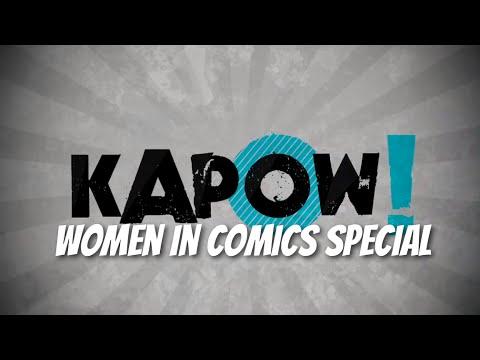 Kapow! Women in Comics Special