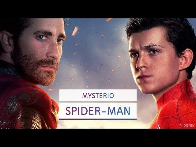 So anders ist Mysterio in Spider-Man: Far From Home