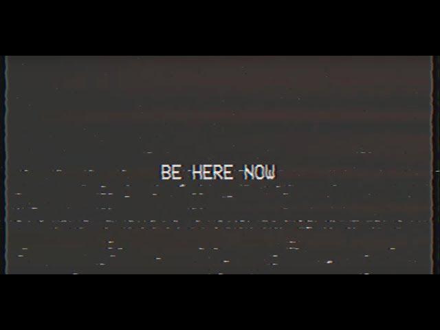 Nahko • Be Here Now • (Official Lyric Video)
