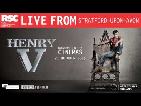 Cinema Trailer | Henry V | Royal Shakespeare Company