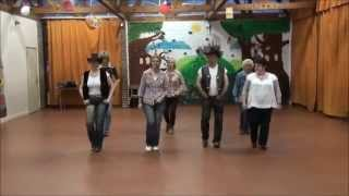 CITY OF NEW ORLEANS Line Dance - compte et danse
