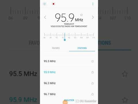 Radio Ain Témouchent 95.9 Algeria