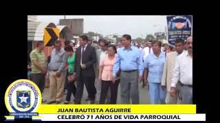 DESFILE CÍVICO POR CELEBRACIÓN DE 71 AÑOS DE PARROQUIALIZACIÓN JBA EN DAULE 27 DE AGOSTO 2013