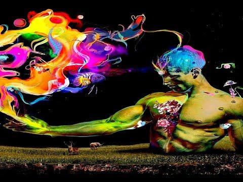 Psychedelic Psytrance ✯ૐ✯ Boom Shankar @ 6 a m Eternal-V4 2017