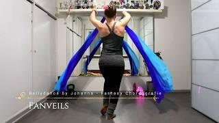 Teaser - Bellydance by Johanna | Fantasy choreografie (NL)