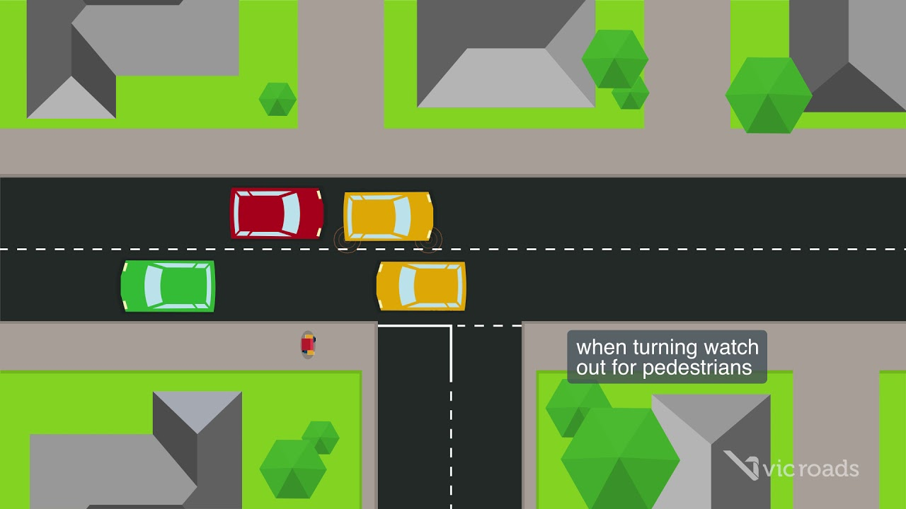 Drivers and sharing the road : VicRoads