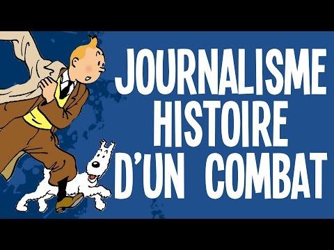 Le journalisme, histoire d'un combat - UPH #6