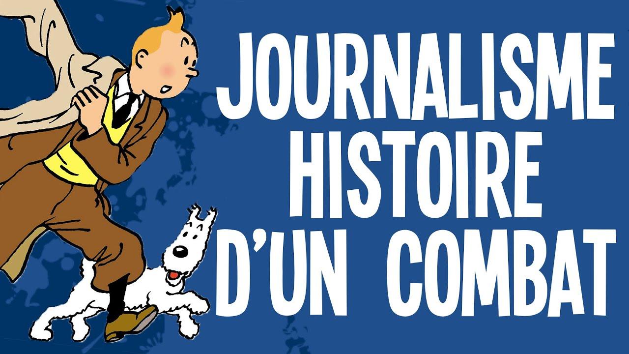 Le journalisme, histoire d'un combat – UPH #6