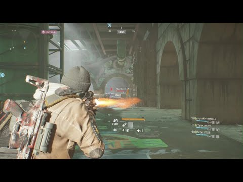 Tom Clancy's The Division™ Skirmish game |