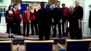 Geshem in London - East Sheen - Talk about the child that do love Jesus.mp4