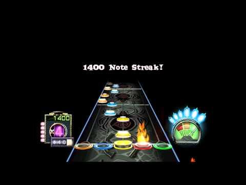 Guitar Hero 3 - Ensiferum - Victory Song Custom Song [INSANE] [BOT]