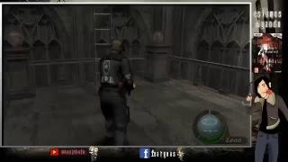 Resident Evil 4 SpeedRun CON MALAS PALABRAS! PARTE 2