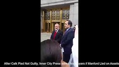 At SDNY After Calk Pled Not Guilty Inner City Press asked if Manafort Lied About Assets